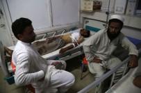 POLİS KARAKOLU - Afganistan'daki İntihar Saldırısında Ölü Sayısı 68'E Yükseldi