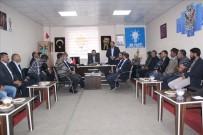 AK Parti İl Başkanlığından Çıldır'a Ziyaret