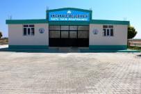 Akçakale'de Hasta Yakınları Misafirhanesi Açılıyor