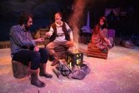 DEVLET TİYATROSU - Alanya Belediye Tiyatrosu Kıbrıs Turnesine Çıkıyor
