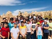 ÇALIŞAN ÇOCUKLAR - Altındağlı Gençler Kapadokya'da