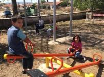 GÖKÇELER - Altıntaş'ta 8 Köye Çocuk Oyun Grubu