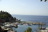 BOĞAZIÇI ÜNIVERSITESI - Antalya'da 5,2 İle Sallandı