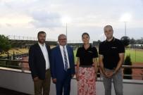 OLİMPİYAT KOMİTESİ - Antalya'daki Gloria Sports Arena'da Atletizm Şöleni Tamamlandı