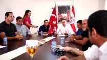 GÖKSEL GÜMÜŞDAĞ - Antalyaspor'da Galibiyet Hesapları