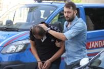 Araçtan İnerek Yaya Olarak Kaçmaya Çalışan Şahıs Yakalanarak Cezaevine Gönderildi