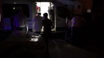 BOMBA İMHA UZMANLARI - Ataşehir'de İçi Boş El Bombası Bulundu