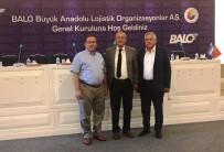 ATB Meclis Başkanı Erdel, BALO Genel Kuruluna Katıldı
