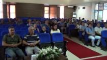 ÖNDER COŞĞUN - Ayvalık'ta Okul Ve Çevre Güvenliği Toplantısı Yapıldı