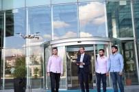 GÜNDOĞDU - Bakan Kasapoğlu'ndan Gençlere TEKNOFEST İstanbul Daveti