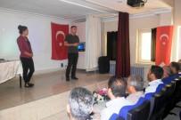 Balışeyh'de 'Madde Bağımlığı' Toplantısı Yapıldı