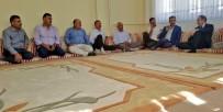 Başkan Epcim Hacdan Gelen Muhtarı Ziyaret Etti