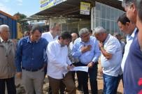 ALT YAPI ÇALIŞMASI - Başkan İrban Açıklaması 'AK Parti Belediyeciliğinde Yarım Kalan İş Olmaz'