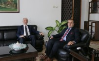 BAŞSAVCı - Başkan Saraçoğlu'ndan Başsavcısı Akbey'e Ziyaret