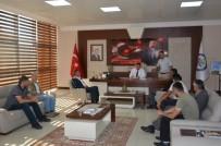 ERCAN TURAN - Başkan Uysal, 'Şehitlerimizin Adını Yaşatacağız'