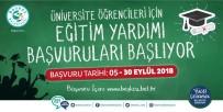 SOSYAL YARDIM - Beykoz Belediyesinden Öğrencilere Eğitim Yardımı