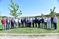 PELITÖZÜ - Bilecik Belediyesi'nden 'Muhtarlarımızla Buluşuyorum' Programı