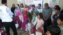 Bismil'de 50 Yetime Kırtasiye Yardımı