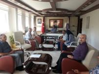 Bozyazı'da Bağımlılık İle Mücadele İlçe Koordinasyon Kurulu Toplandı