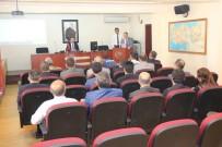 Çankırı'da Masabaşı Tatbikatı Gerçekleştirildi