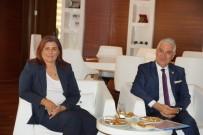 HÜSEYIN YıLDıZ - Çerçioğlu; 'Kimse Endişe Etmesin, Aydın Büyükşehir Belediyesi Vatandaşın Yanındadır'