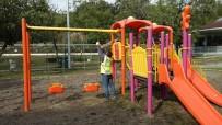 Çocuk Oyun Parkı Bakımdan Geçiyor