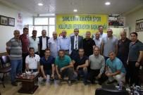 KURA ÇEKİMİ - Demirkol'dan Amatör Spor Kulüplerine Destek