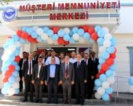 AVNI DOĞAN - Dicle Elektrik Şanlıurfa'da Müşteri Memnuniyeti Merkezi Açtı