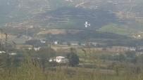 Erdek'te Zeytin Ağaçları İlaçlandı