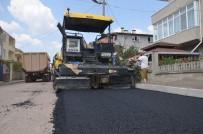 Ergene'de Gündoğdu Ve Orhan Veli Caddeleri Asfaltlandı