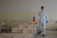 Ergene'de Okullar Dezenfekte Edildi