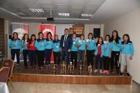 OLIMPIYAT - Esenyurt'un Altın Çocuklarından Başkan Alatepe'ye Ziyaret