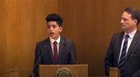 ARAP BİRLİĞİ - Filistinli Mülteci Çocuk, Arap Birliği'nden Destek İstedi