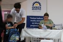 Gebze'de Eğitim Dönemi Öncesi Öğrencilere Destek
