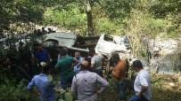 ERICEK - Giresun'daki Kazada Ölü Ve Yaralıların Kimlikleri Belirlendi