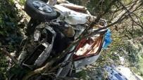 ERICEK - Giresun'daki Trafik Kazasında Ölü Ve Yaralı Sayısı Artıyor
