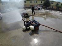 Gönüllülere Yangın Eğitimi Verildi