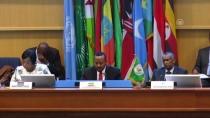ETİYOPYA BAŞBAKANI - Güney Sudan'da Yıllardır Süren İç Savaş Sona Erdi