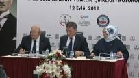 ÖZEL GÜVENLİK GÖREVLİSİ - 'Güvenli Okul Güvenli Gelecek' Protokolü İmzalandı