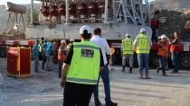 Hasankeyf'te İmam Abdullah Zaviyesi'nin Minaresi De Taşındı