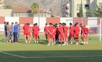 HAZIRLIK MAÇI - Hatayspor, Adana Demirspor Maçı Hazırlıklarını Sürdürüyor