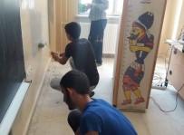 HANIFI YıLDıRıM - İdareciler Okulunu Kendileri Boyadı