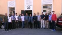 SARAYBOSNA - IGMG'den AA'ya Ziyaret