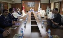 HASAN ALI KARASAR - İl Güvenlik Ve Koordinasyon Kurul Toplantısı Yapıldı