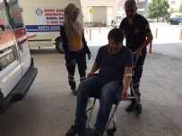 KOZLUCA - İnegöl'de Kazalar Açıklaması 2 Yaralı