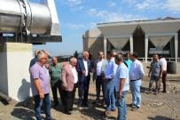 İskenderun Belediyesi Yeni Asfalt Plenti Tesisi Kuruyor