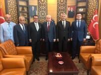 YUSUF ZIYA GÜNAYDıN - Isparta Belediye Başkanı Günaydın, Partisinden Yeniden Adaylığı Açıkladı