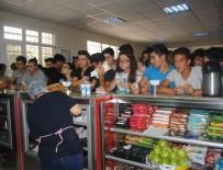 TARIM BAKANLIĞI - İzmirli Kantinciler Yeni Öğretim Yılına Hazır