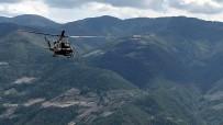 Jandarmadan Helikopterli Kenevir Araması