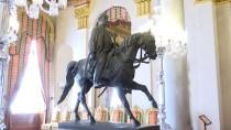 SARAYLAR - Japonya Prensesi Akiko Mikasa, Beylerbeyi Sarayı'nı Gezdi